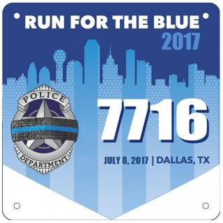 July 8, 2017- NLLEO 2nd Annual Run For The Blue 5K